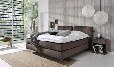 Sleepcenter St.Gallen - Boxspring Betten - Chianti